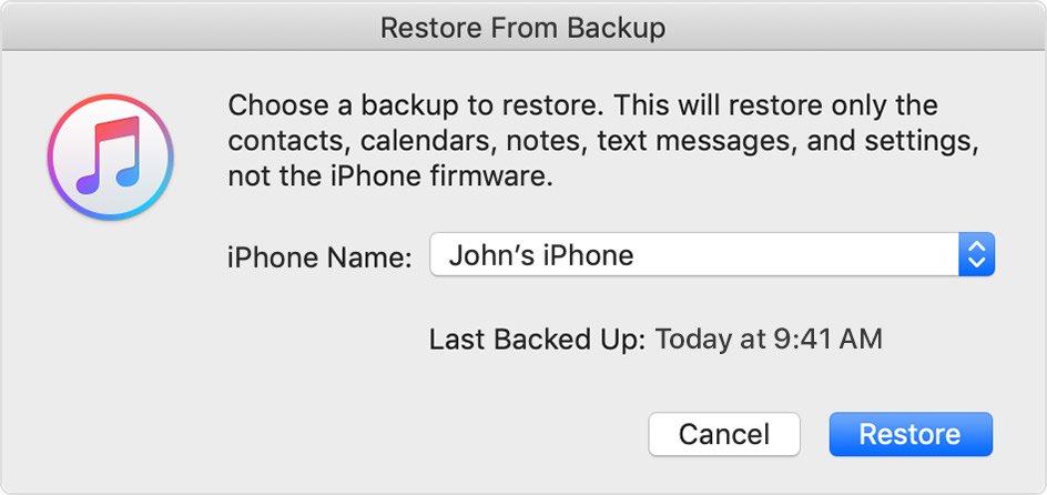 Unlocking iPhone 4 with the help of itunes