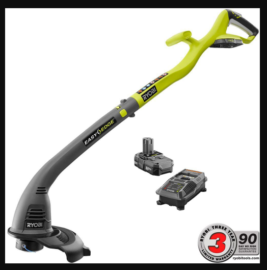 Ryobi One+ 18 electric String Trimmer