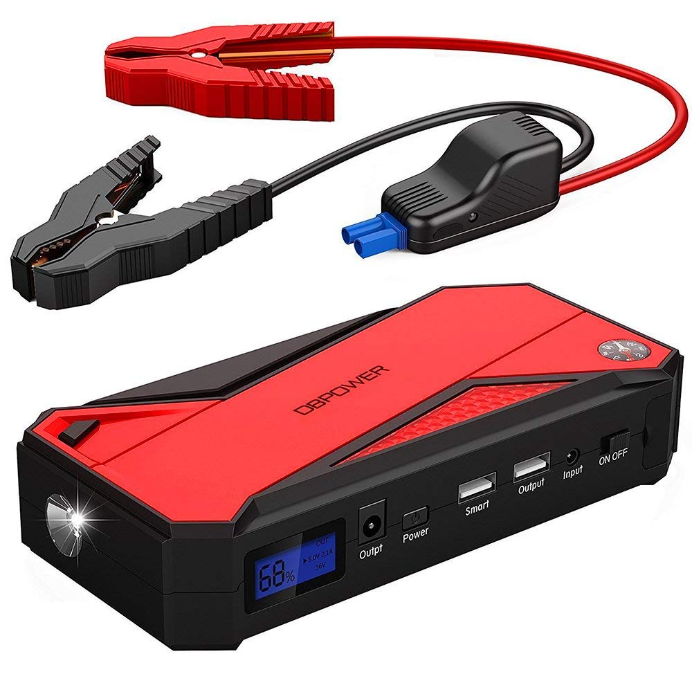 Lithium Ion Jump Starters