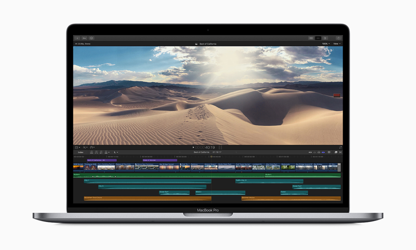 Macbook Pro 8 Core New Launch