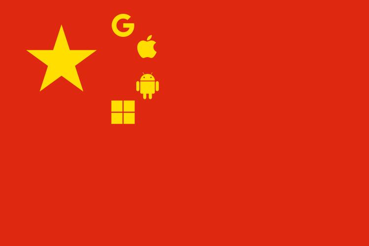 china blacklist us tech firms