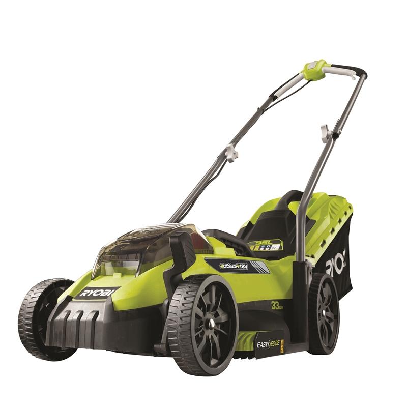 Ryobi 18v Lawn Mower Review
