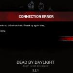 dead by daylight error code 8014