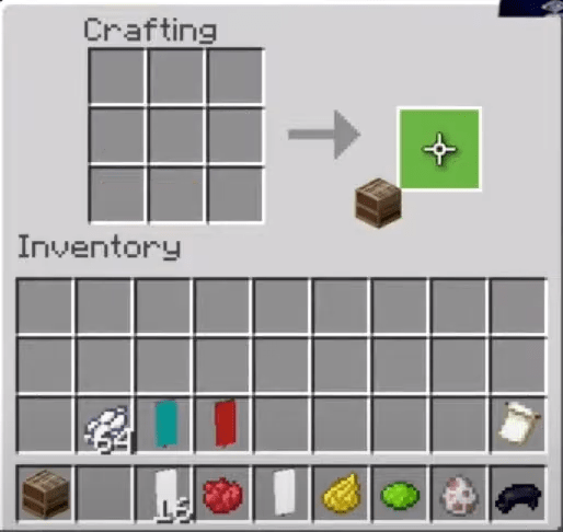 How to make a loom in minecraft