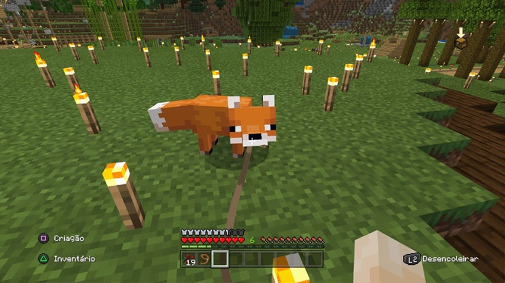 tame foxes minecraft 1.14