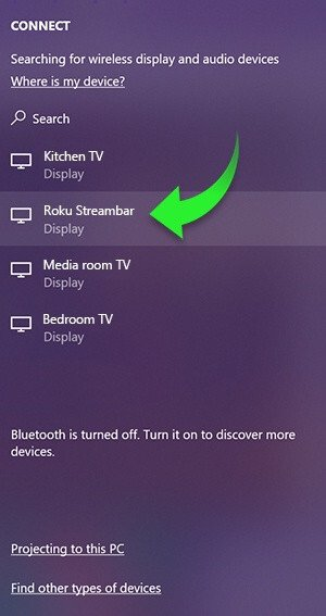 how to watch popcorn time on roku