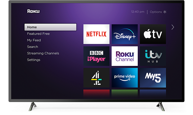 can't sign out of netflix on roku