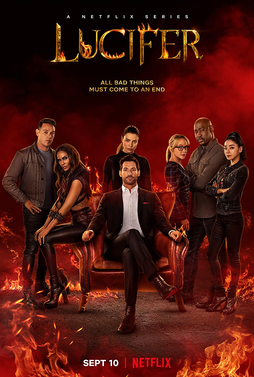 how to watch lucifer on roku